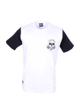 Camiseta Chronic Bomba Caveira