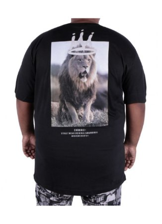 Camiseta Chronic Big Rei da Selva