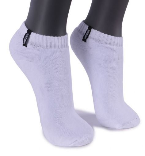Meia Chronic Atoalhada Socket Branca
