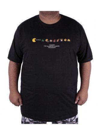 Camiseta Chronic Big Pacman - Come Come
