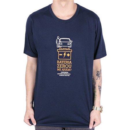 Camiseta Chronic Bateria Zerou, Me Ajuda? - Chupeta