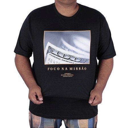 Camiseta Chronic Big Foco na Missão