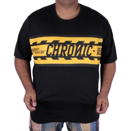 Camiseta Chronic Big Off Yellow