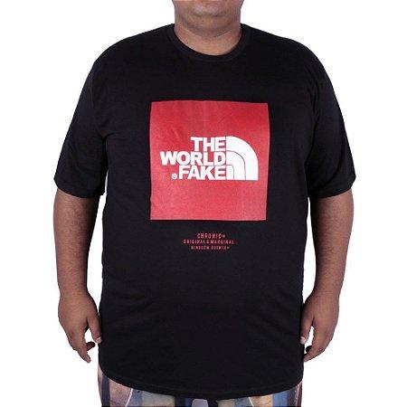 Camiseta Chronic Big The World Fake