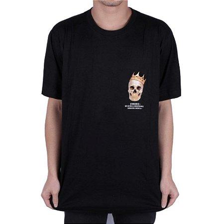 Camiseta Chronic king skull