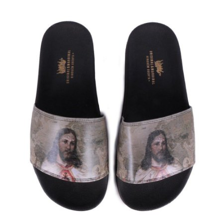 Chinelo Slide Chronic Jesus