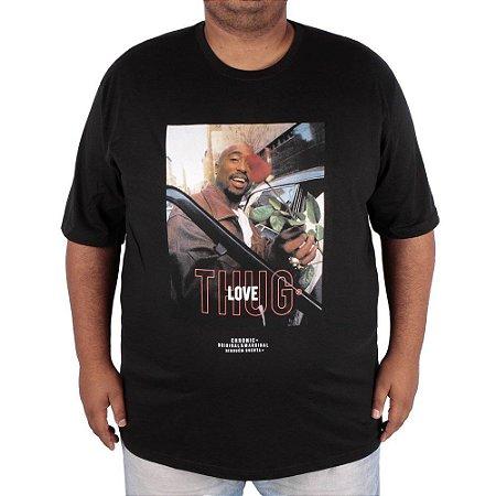 Camiseta Chronic Big Tupac Thug Love