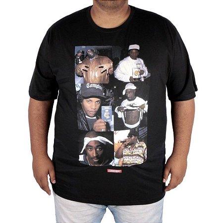 Camiseta Chronic Big Rap Raiz
