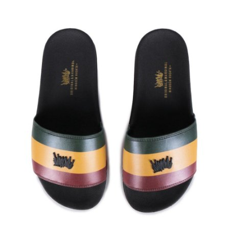 Chinelo Slide Chronic Reggae Tag