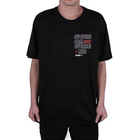 Camiseta Chronic Corre Com Nois