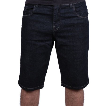Bermuda Chronic Jeans Black