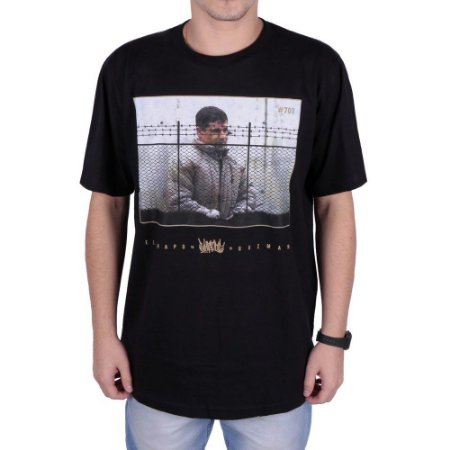 Camiseta Chronic El Chapo - Billionaire Narco Club