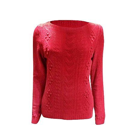 Blusa tricot Mousse