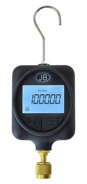 Vacuômetro Digital JB DV22N Refrigeração Ar Condicionado