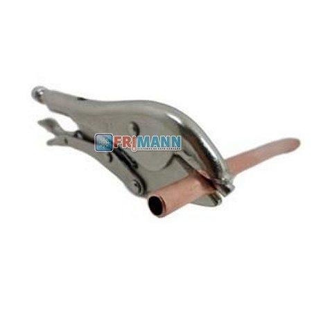 Alicate lacrador 7 polegadas para tubos de refrigeração e ar condicionado.