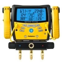 Manifold Digital 3 vias Vacuômetro Fieldpiece Sman 360
