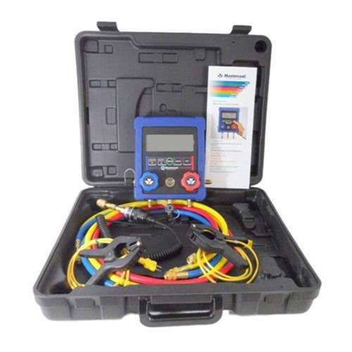 Manifold Digital Mastercool Sub Resfriamento Super Aquecimento  Sensores Temperatura 99661-A-H