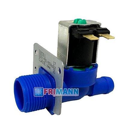 Valvula Solenoide Simples Entrada De Água 220v C/suporte