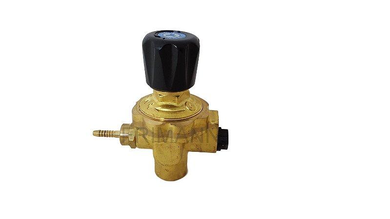 Valvula Oxigenio Conjunto De Maçarico Turbo Set Oxiturbo