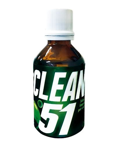 Limpa Pré Solda Cleaner 51 - Elimina Óleo, Graxas De Peças