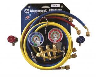 Manifold Mastercool Automotivo Engate Made Usa 12/22/134/404