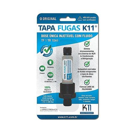 Tapa Fugas K11 Dose Única 10 Ml Original K11