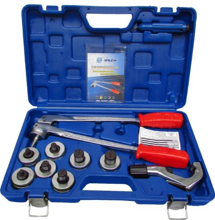 Kit Expansor Manual Tubo 3/8 A 1.1/8 Cortador Rebar Ct-100a
