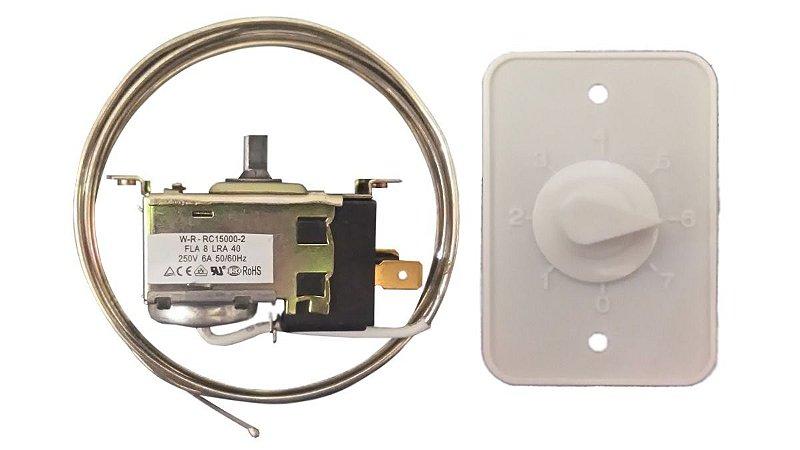 Termostato Para Balcão Expositor Freezer Rc15000-2p