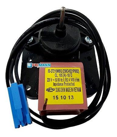 Motor Ventilador Para Refr. Continental Ge-bosch-mabe 710611