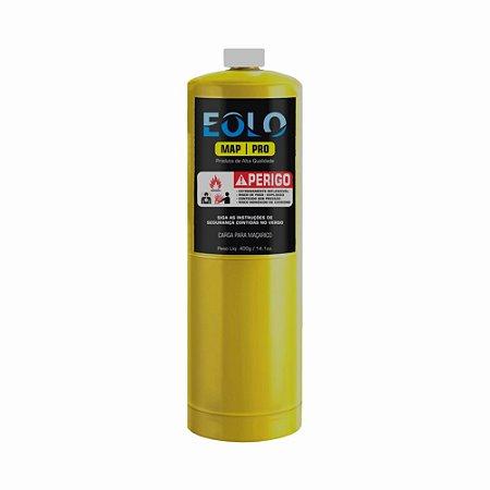 Gás Maap Eolo 400g - Refil Para Maçarico