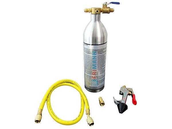Garrafa Injetora Kit Flush 141b P/ Limpeza De Ar Condicionado