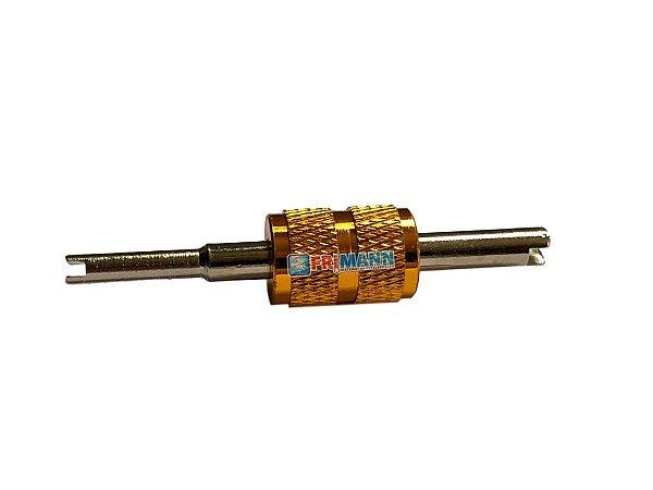 Extrator e Instalador Válvula Schrader Refrigeração e ar condicionado