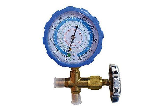 Manifold Baixa Refrigeração Suryha R22 R410a R404a R134a