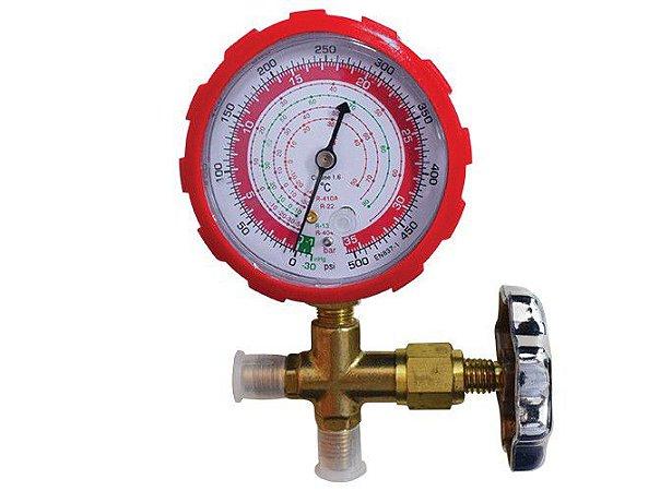 Manifold Alta  Refrigeração  Suryha R22 R410a R404a R134a