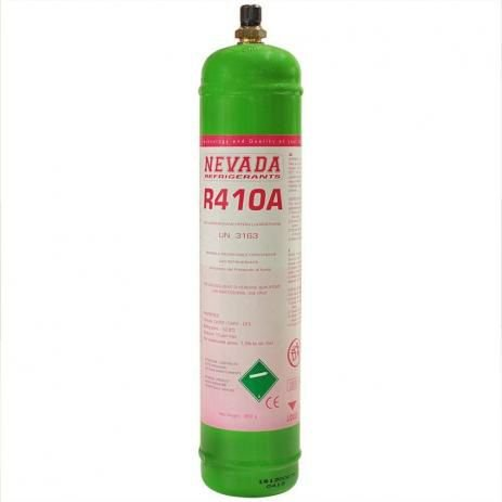 Gás R410a Cilindro Recarregável 800 Gr Made In Itlay