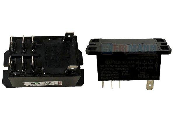Relê De Potência Compressor Ar Condicionado 30 A