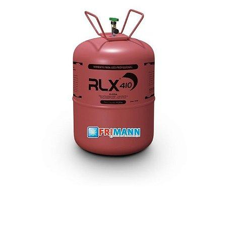 Gás R 410a  Refrigeração  e Ar condicionado RLX