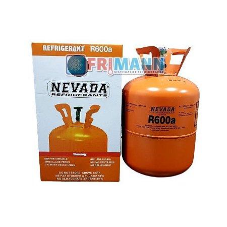 Gás R600A para Refrigeradores e Freezer 6,5 kg Made In Italy