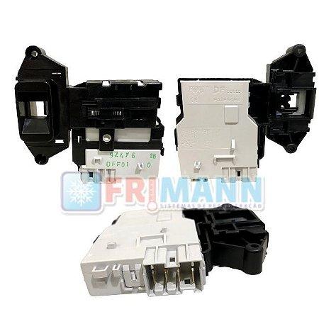 Trava Da Porta Lava E Seca LG Ebf49827803 220v Wd1403 Wd1485