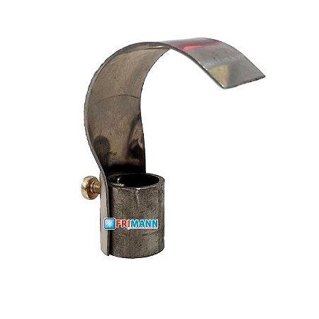 Protetor E Defletor De Chamas Para Macarico Inox Reforcado 16mm