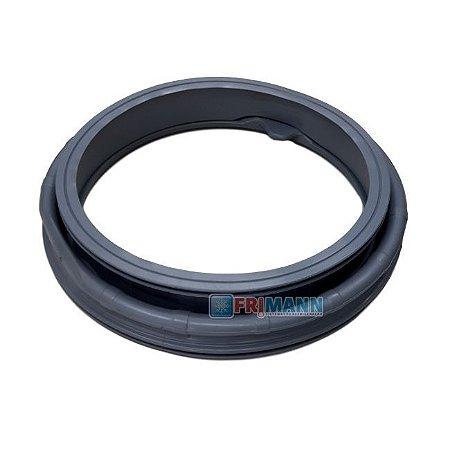 Guarnição Porta Lavadora Samsung Wf106 Wf8854 Dc64-01602a