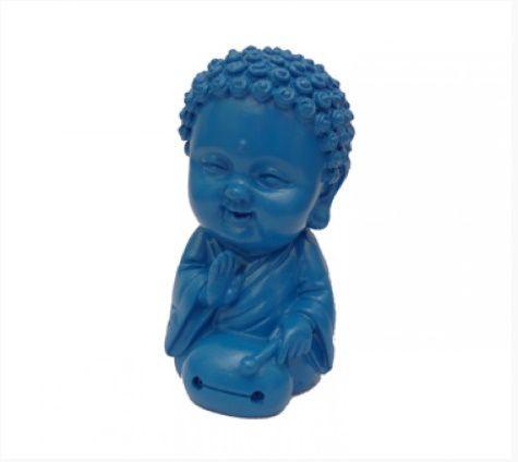 Buda baby azul