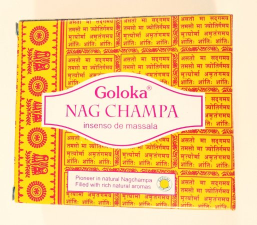 Incenso cascata Nag Champa