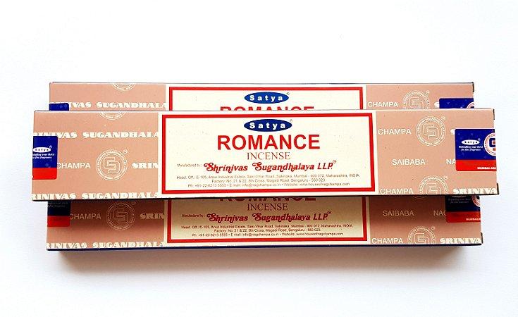 Incenso Satya Sai Baba Romance