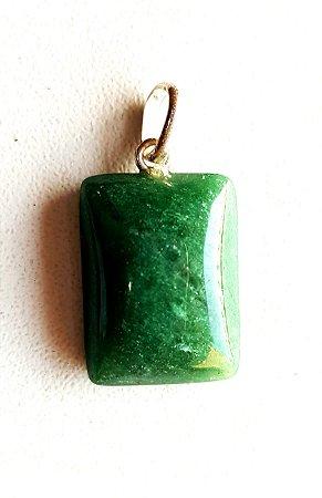 Pingente de Quartzo Verde