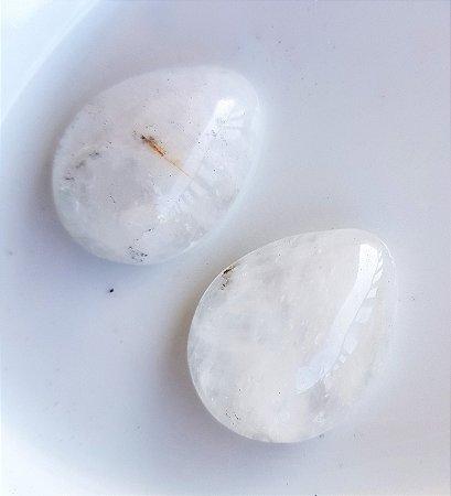 Gema Pedra da Lua natural - Gota