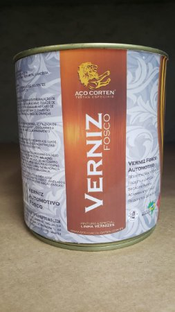 Verniz Automotivo - 900ml