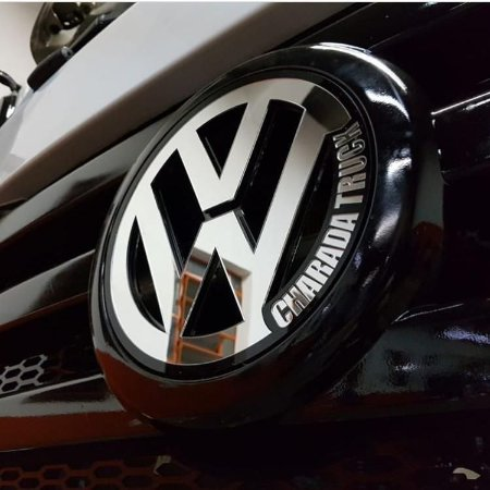 Logomarca Dianteira VW CONSTELLATION CHARADA TRUCK