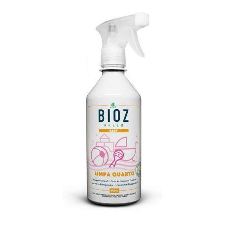 Limpa Quarto Baby Natural e Vegano BioZ 400 ml