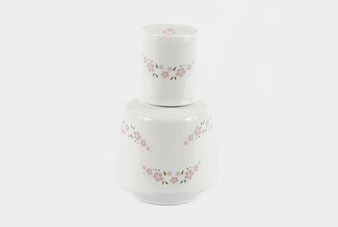 Moringa Grande em Porcelana |Petit Poá E Florzinha| 750 ml